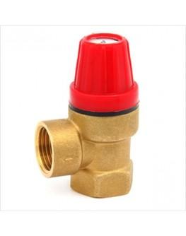 Клапан предохранительный пружинный сбросной низкого давления
